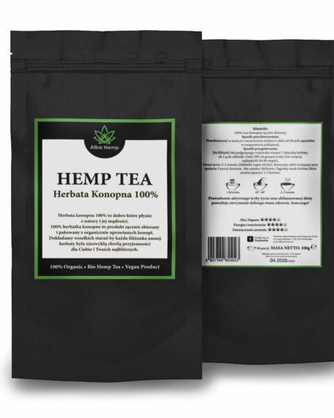 Hemp tea 100% 100 g