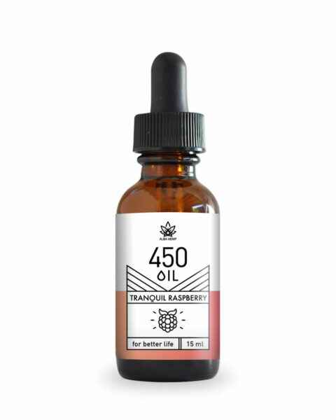 Oil CBD Sensed (Malina) 450mg (3%) 15ml