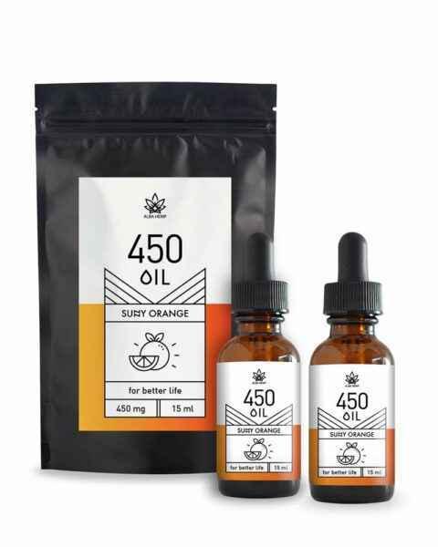 POMARAŃCZA 450 mg