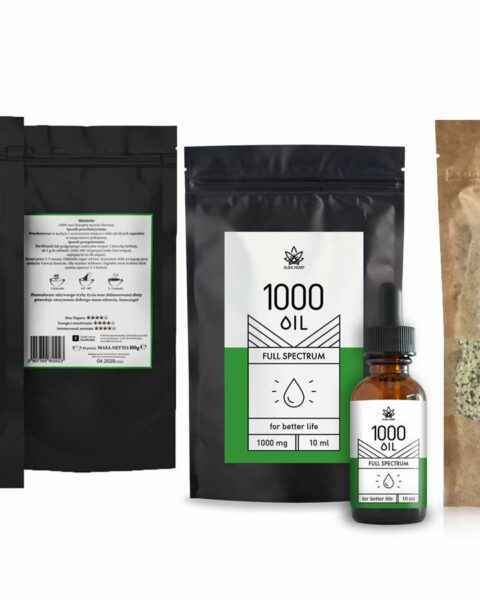 Big power CBD mix