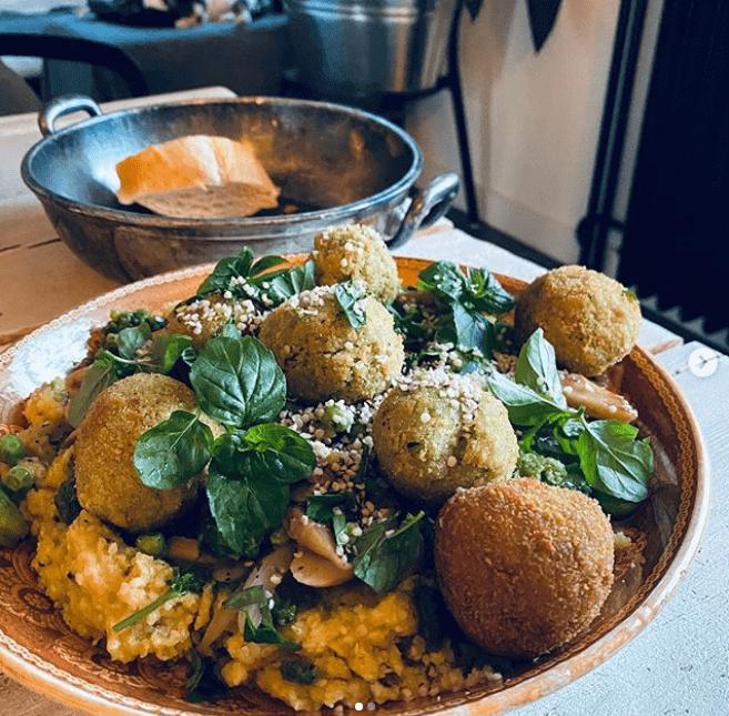 Szybki pomysł na kolację z nasionami Alba Hemp