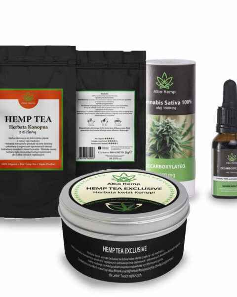 Prezent CBD Relaxing Set
